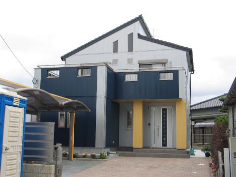 筑紫郡 新築住宅 外観