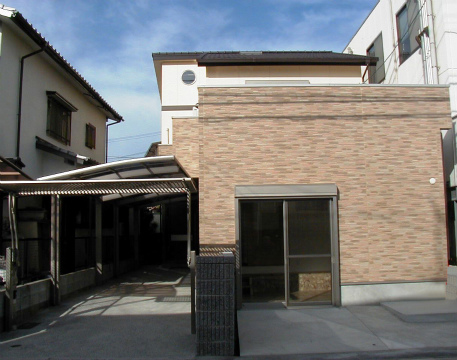 福岡市 新築住宅 外観