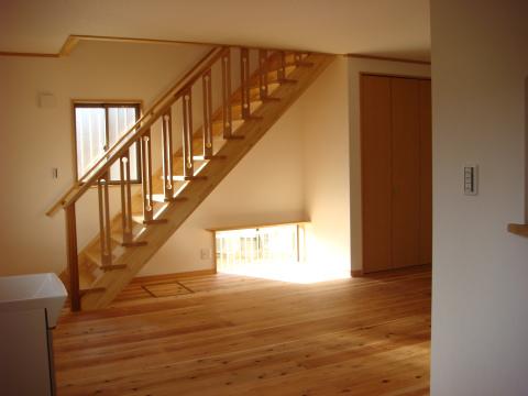 福岡市 新築住宅 リビング