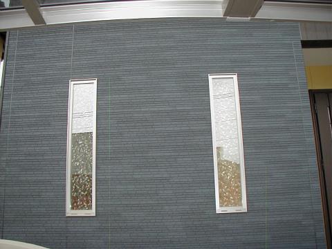 糟屋郡 新築住宅 スリット窓