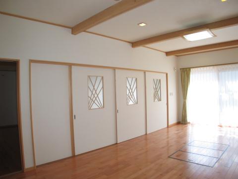 筑紫郡 新築住宅 デザイン引戸