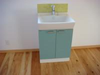 福岡市 新築住宅 洗面コーナー
