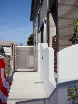 福岡市 新築住宅 スロープ