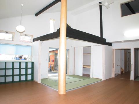 福岡市 介護施設 和室