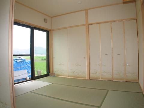 糸島市 新築住宅 和室