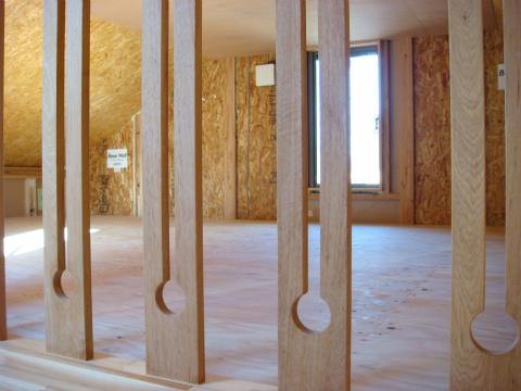 福岡市 新築住宅 小屋裏物置