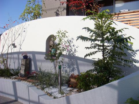福岡市 新築住宅 ガーデニング