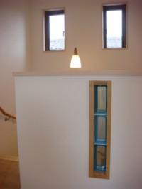 福岡市 新築住宅 階段ホール