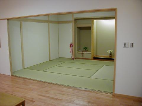 筑紫郡 新築住宅 和室