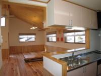糟屋郡 新築住宅 キッチン