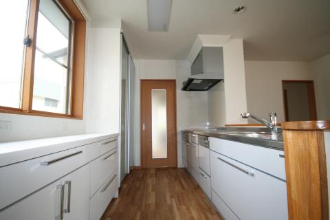 福岡市 新築住宅 キッチン