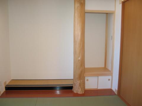 福岡市 新築住宅 床の間