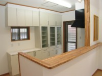 福岡市 新築住宅 キッチン収納