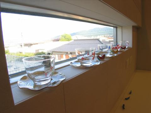 福岡市 新築住宅 キッチン背面