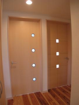 福岡市 新築住宅 子供室ドア