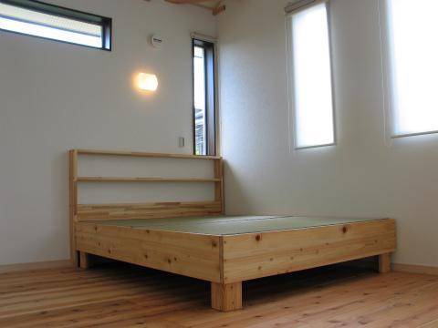 福岡市 新築住宅 寝室