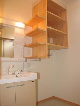 福岡市 新築住宅 洗面収納