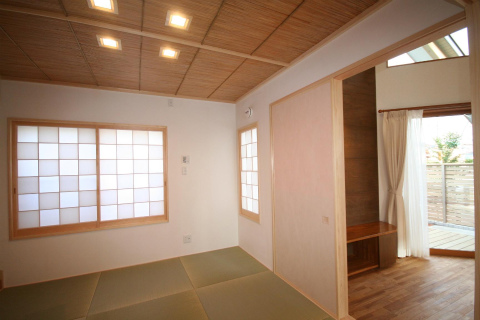 福岡市 新築住宅 和室