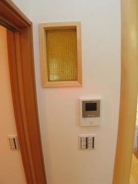 福岡市 新築住宅 飾り窓
