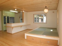 福岡市 新築住宅 畳コーナー
