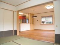 福岡市 新築住宅 和室~LDK