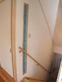 福岡市 新築住宅 ガラスブロック
