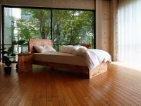 ONDA シングルベッド サイドテーブル
