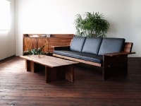 TESTA サイドボード センターテーブル ソファ