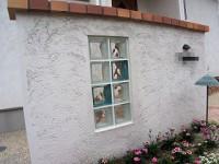 ガラスブロック施工例 T様邸 福岡市西区