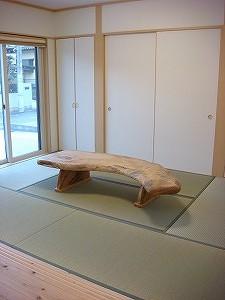 福岡市西区 MM様邸 和室テーブル
