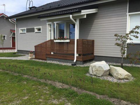 フィンランドの家