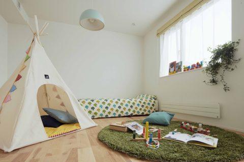 梅雨なのに、サラッとした空間で、快適に暮らす家2