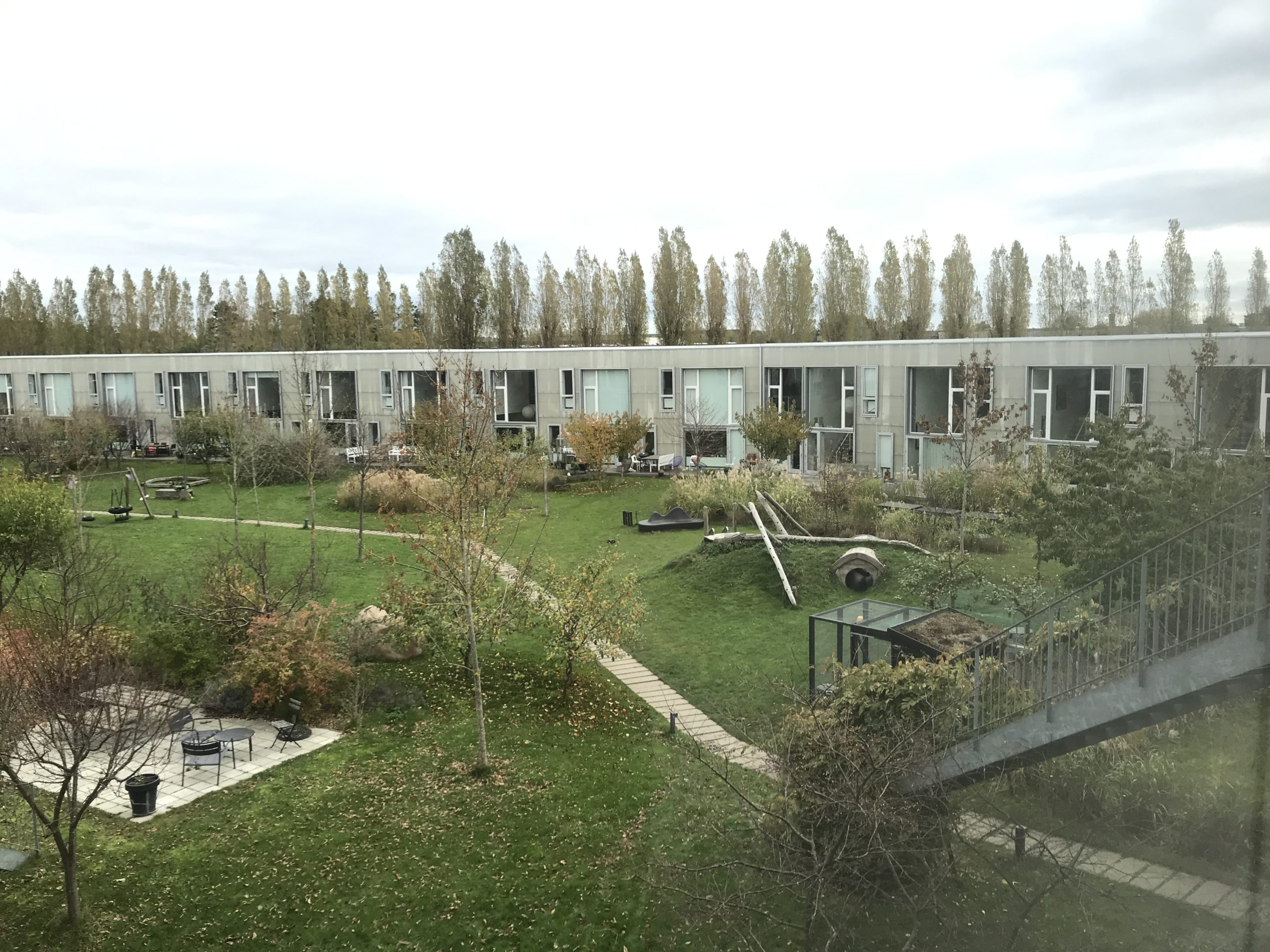 コウハウジング庭