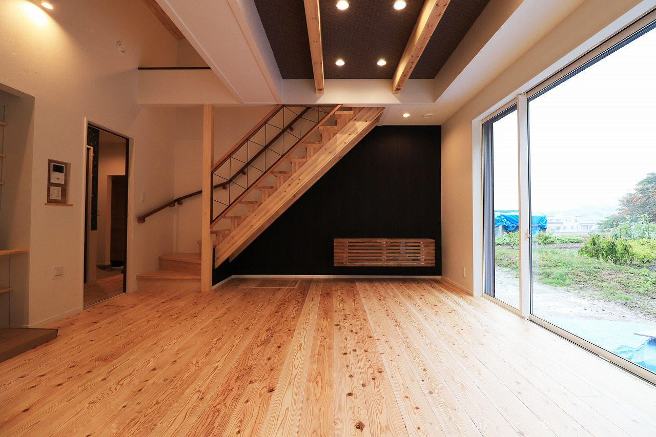 福岡市でリビング階段なら馬渡ホーム