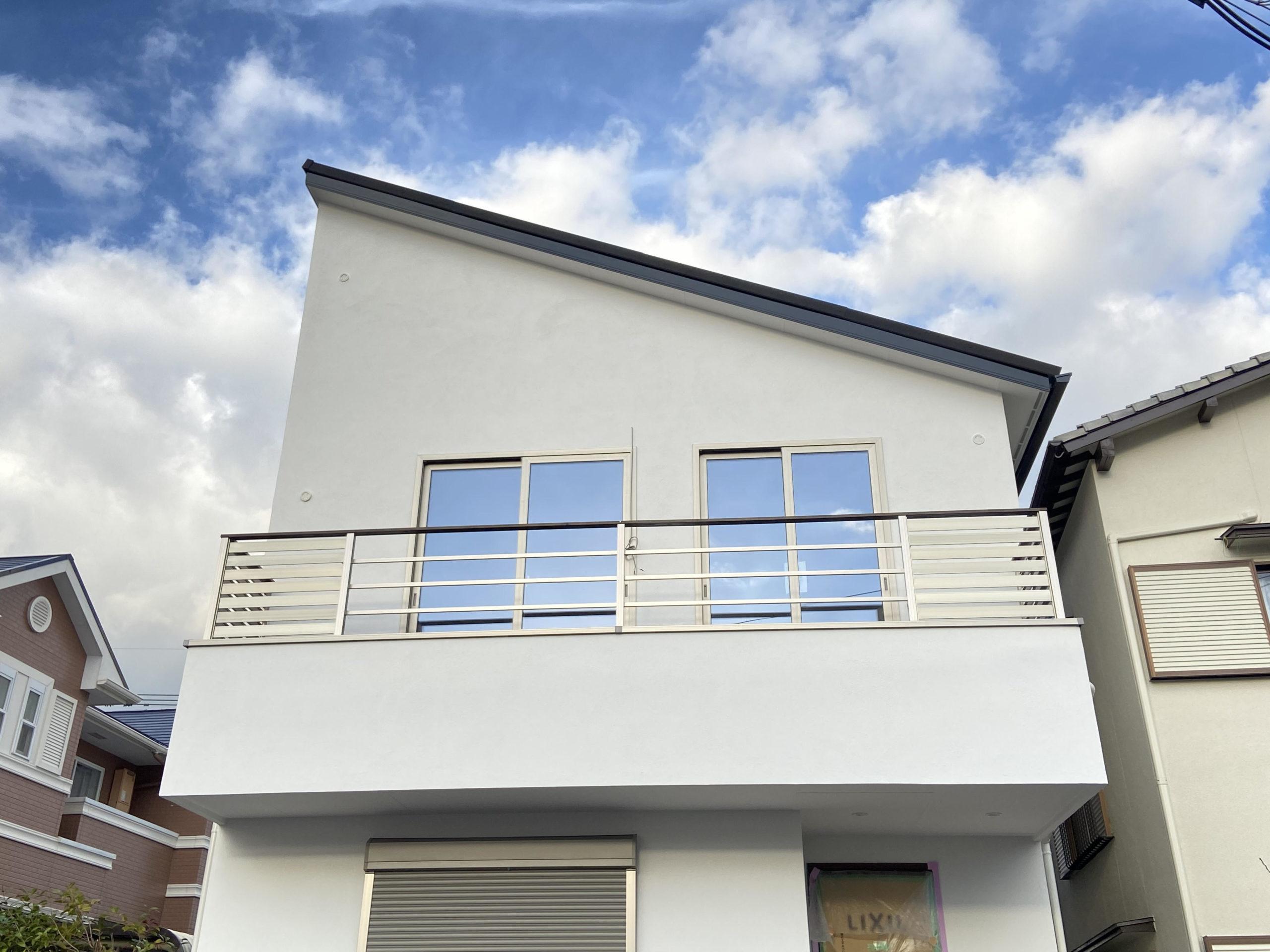 世界基準の家